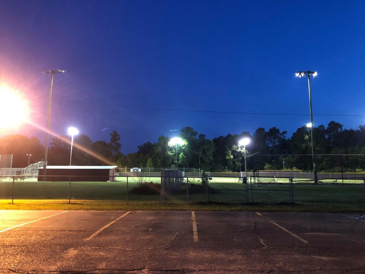 Albany High Reverse Parade Baseball Field