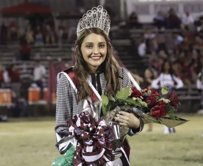 Albany High homecoming queen