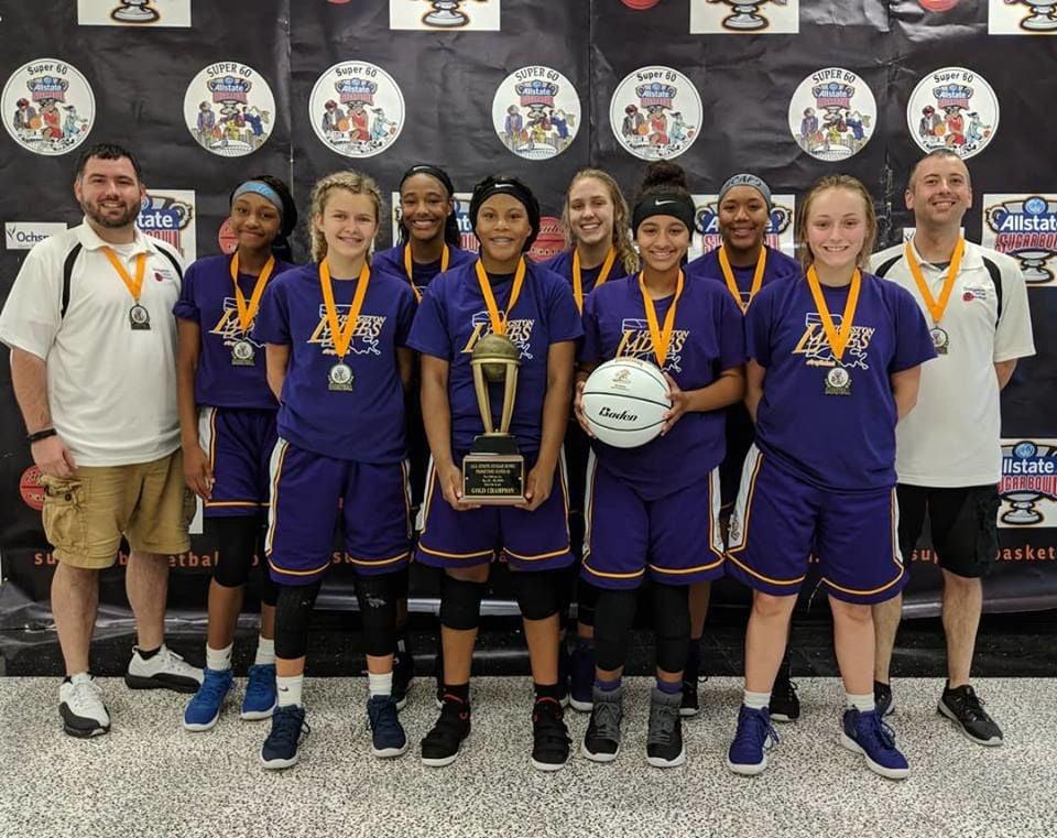 Livingston Ladies AAU Basketball Club