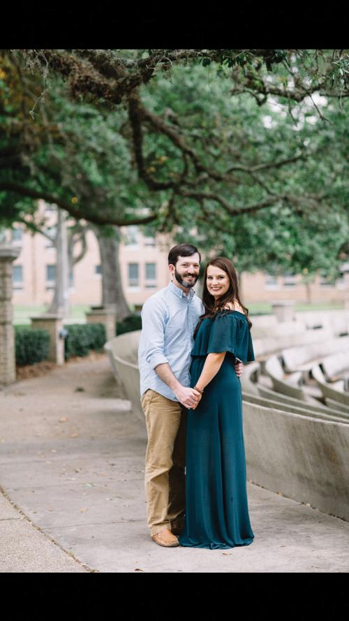 Cook, Tujague to wed in May