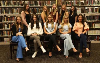 LOHS 2021 Homecoming Court