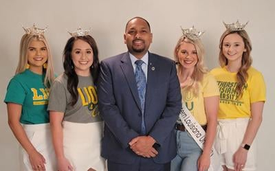 SLU students taking part in 2021 Miss Louisiana Competition