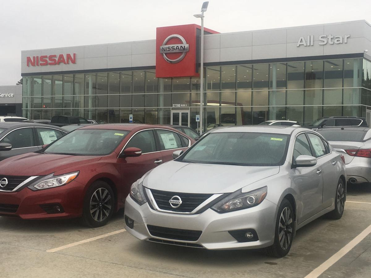All Star Lineup All Star Automotive Opens Nissan