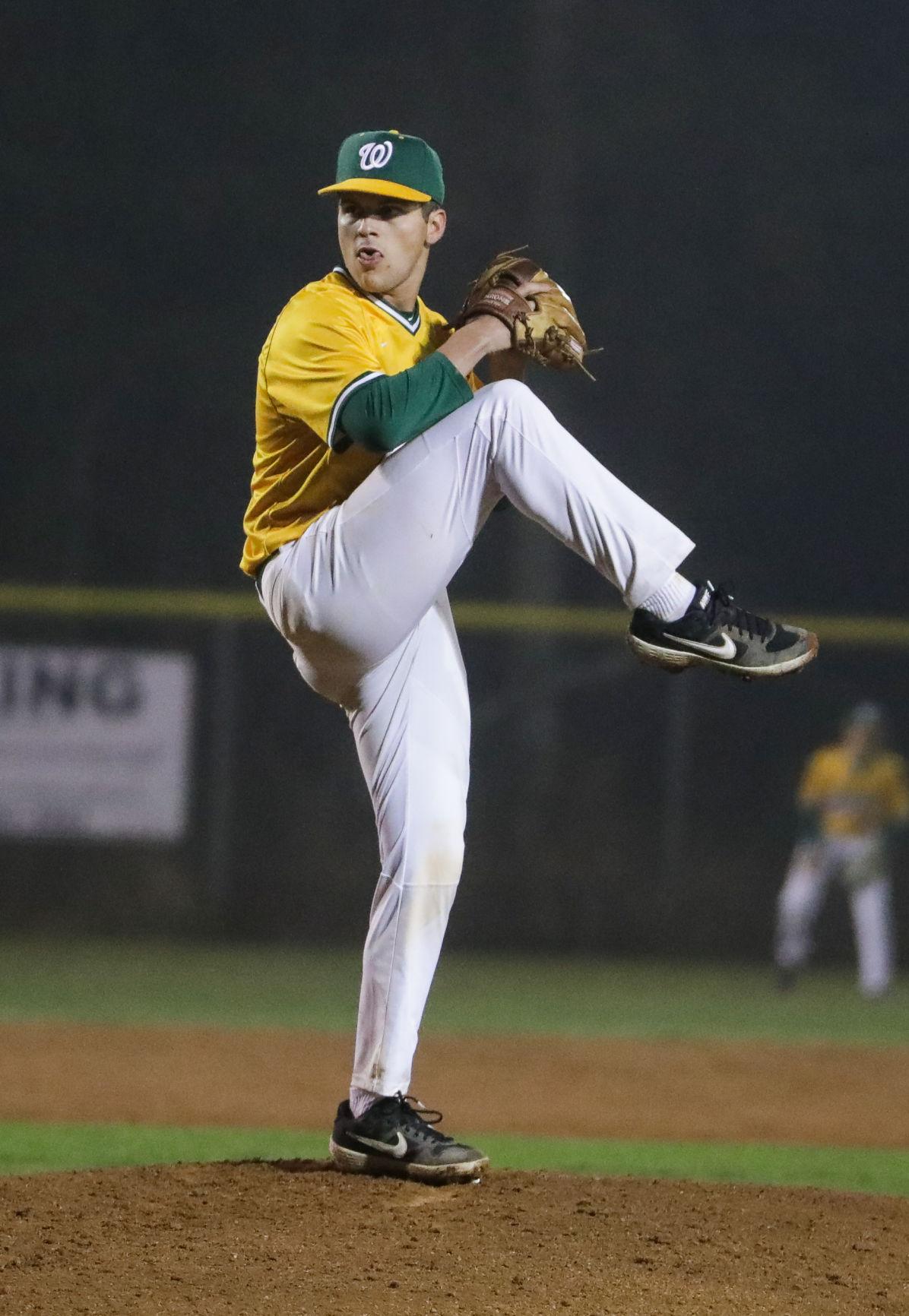 Albany at Walker baseball Christian Cassels