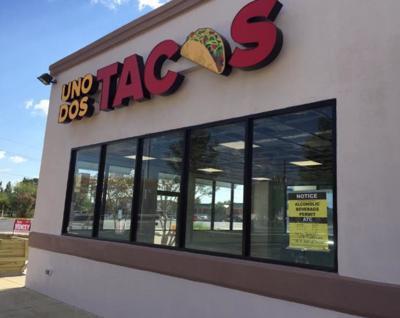 Uno Dos Tacos logo