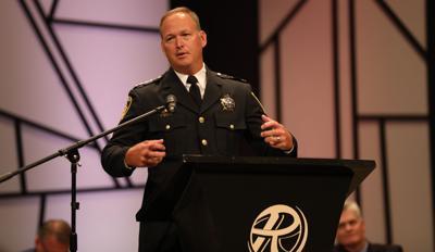 Sheriff Jason Ard sworn in for third term