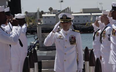 Capt. Patrick Friedman
