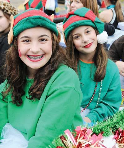 Denham Springs Christmas Parade     livingstonparishnews.com