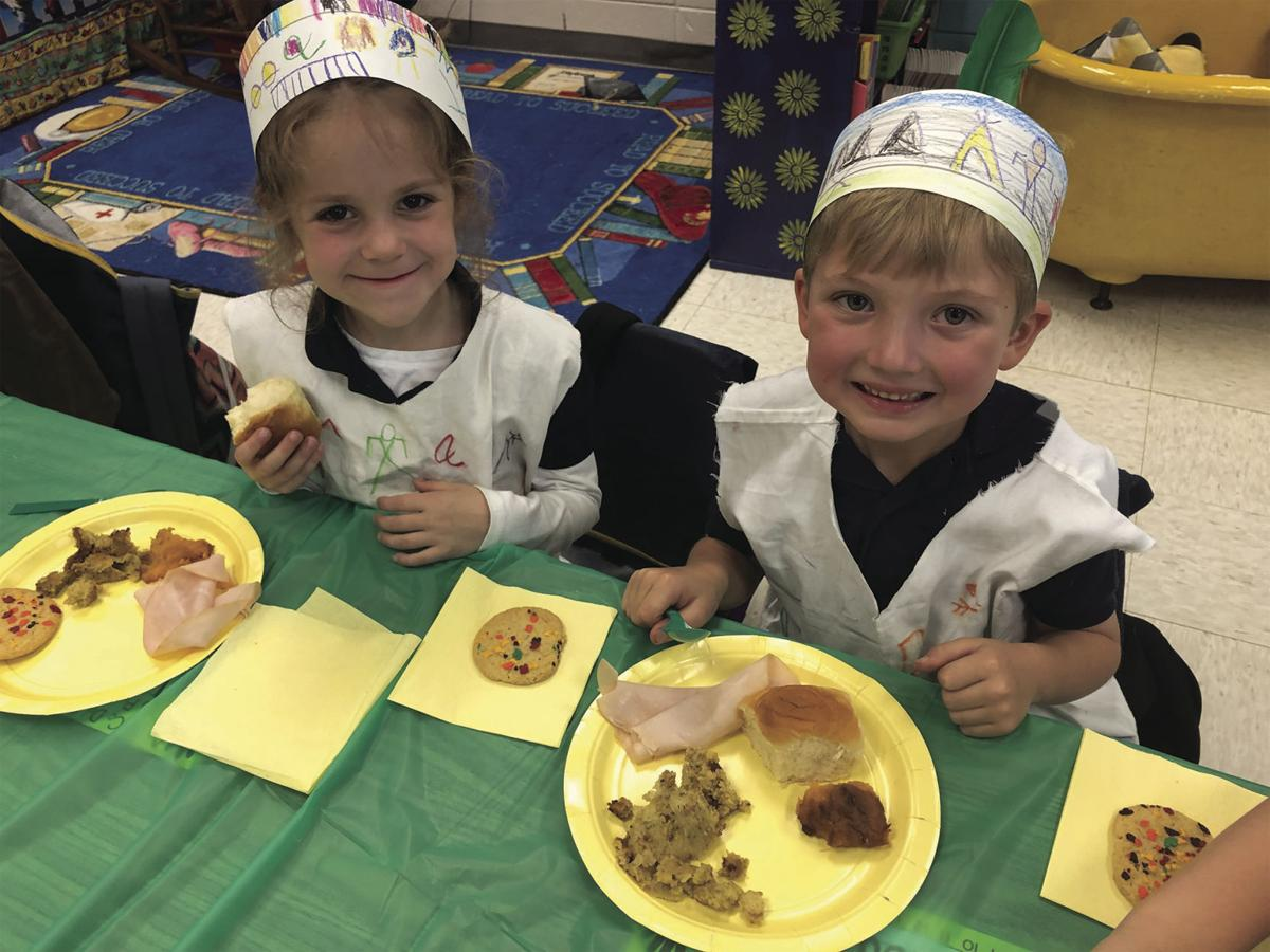 North Live Oak Elementary Thanksgiving
