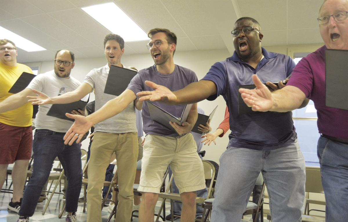 Guys Only Chorus