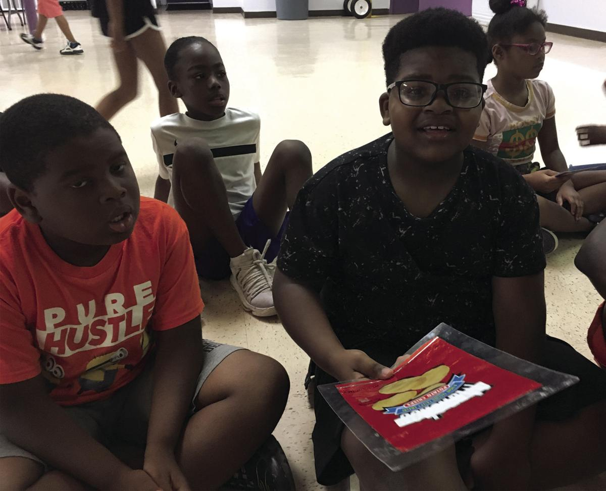 Camp Empowerment gets 'Taste of Nutrition'