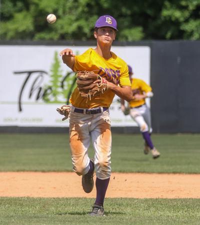 Walker summer baseball vs. Denham Springs: Job Norgress