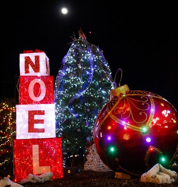 2021 Denham Spring Christmas Lights Denham Springs Holiday Lights Feature Living Livingstonparishnews Com