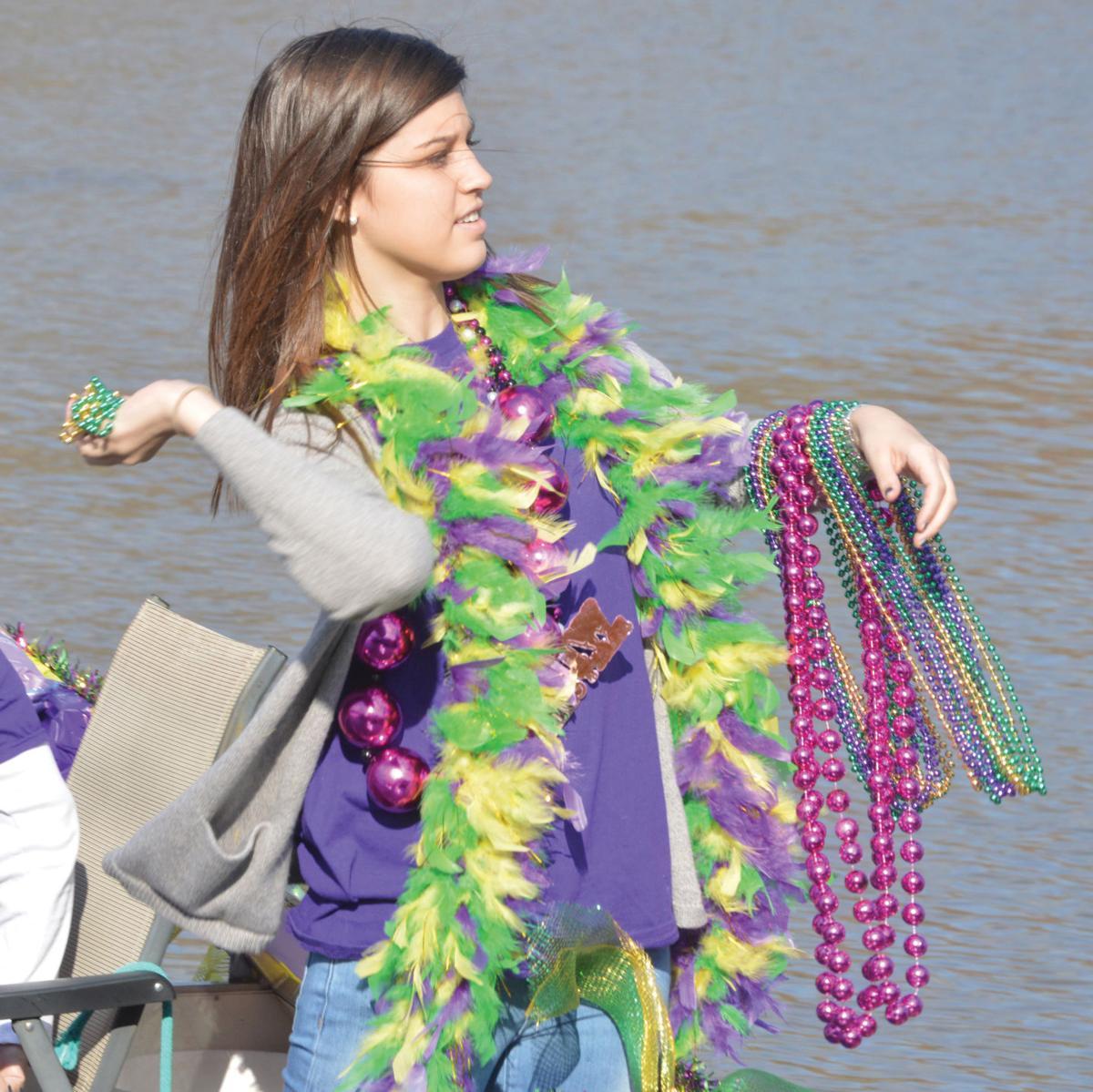 Tickfaw Boat Parade