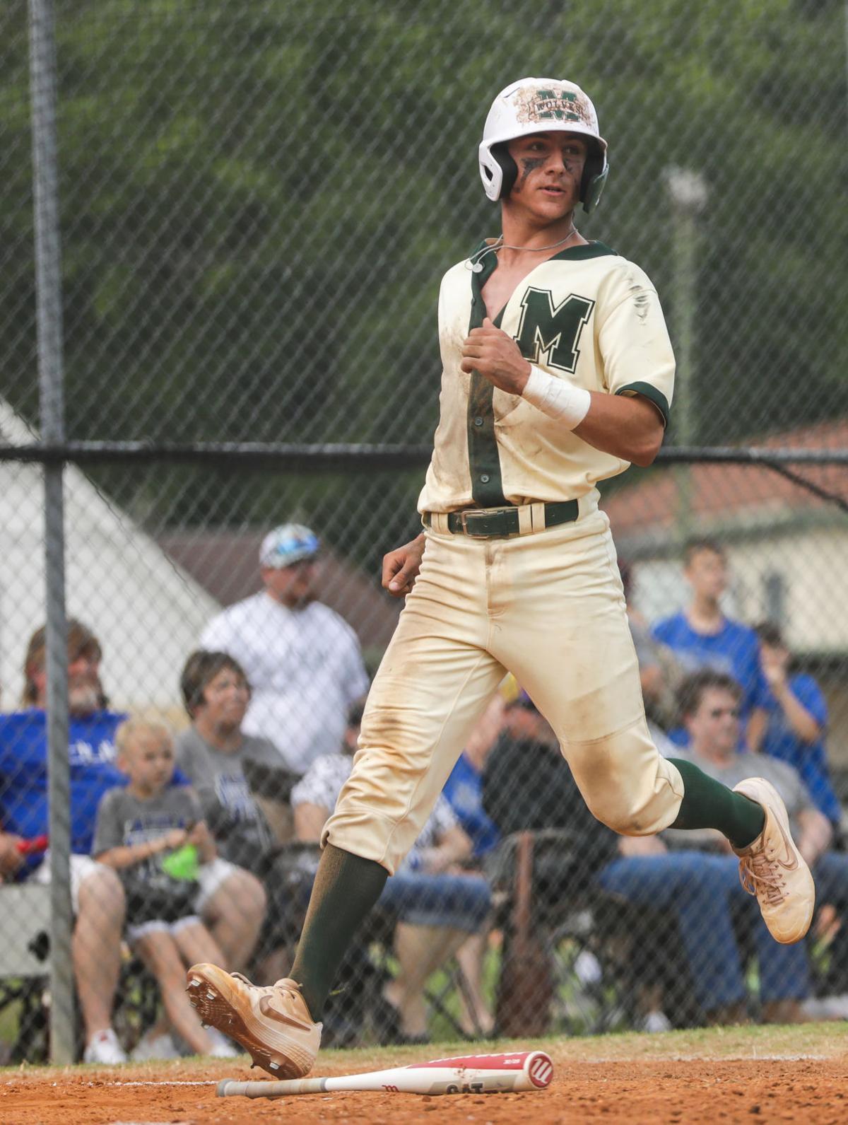 Pitkin at Maurepas baseball Hunter Dupuy