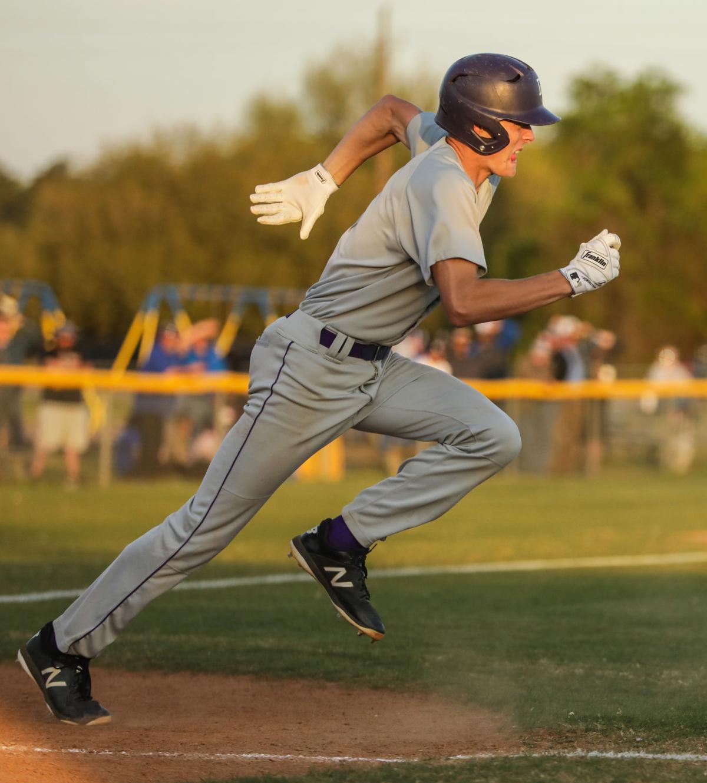 DSHS at Live Oak baseball Tyler Evans
