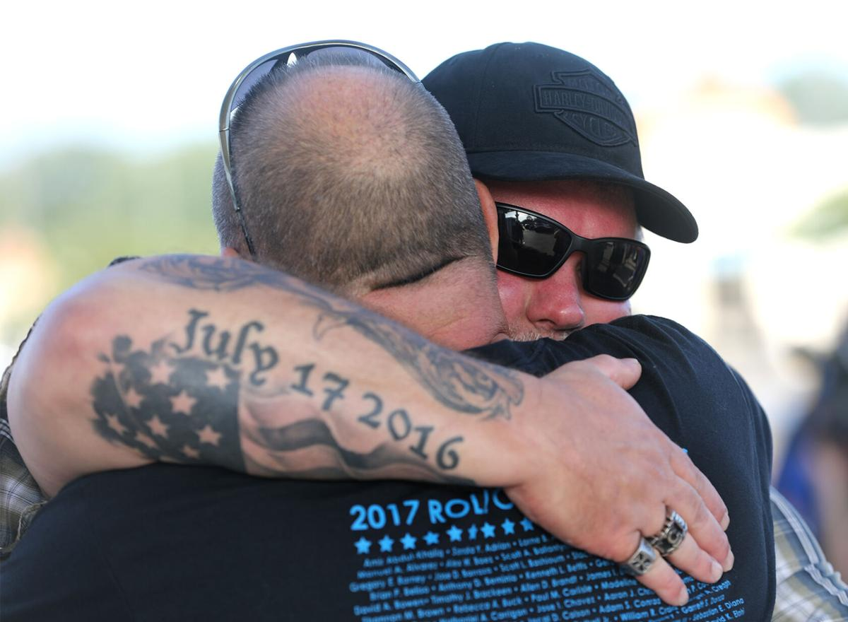Five-year anniversary of attack on law enforcement