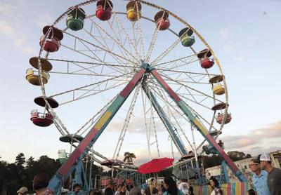 Early Images from the 82nd Livingston Parish Fair