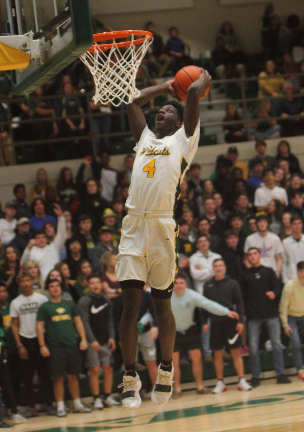 Denham Springs at Walker boys basketball Brian Thomas