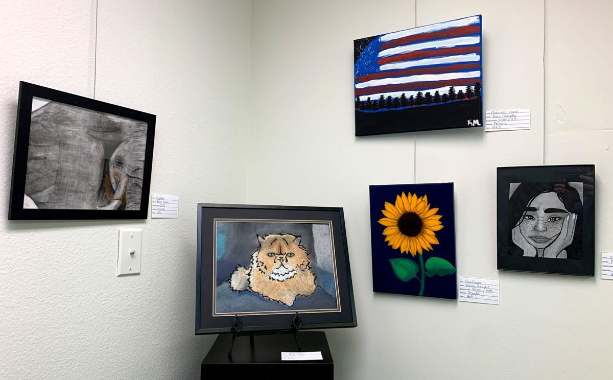 ACLP student exhibit