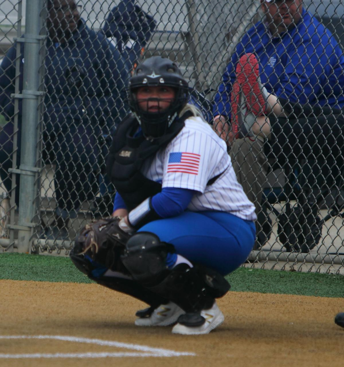 Springfield softball vs. West Feliciana: Cheyanne Morrs