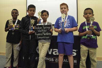Fifth Annual MATHlete Competition