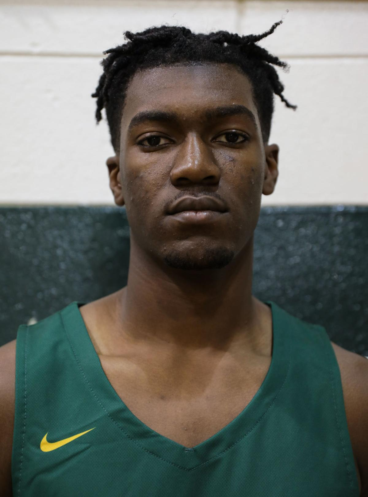 Walker boys basketball: Trent Montgomery head shot