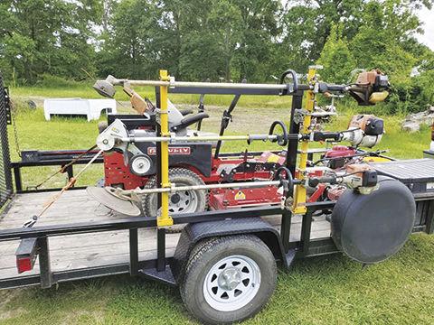 lawn equipment