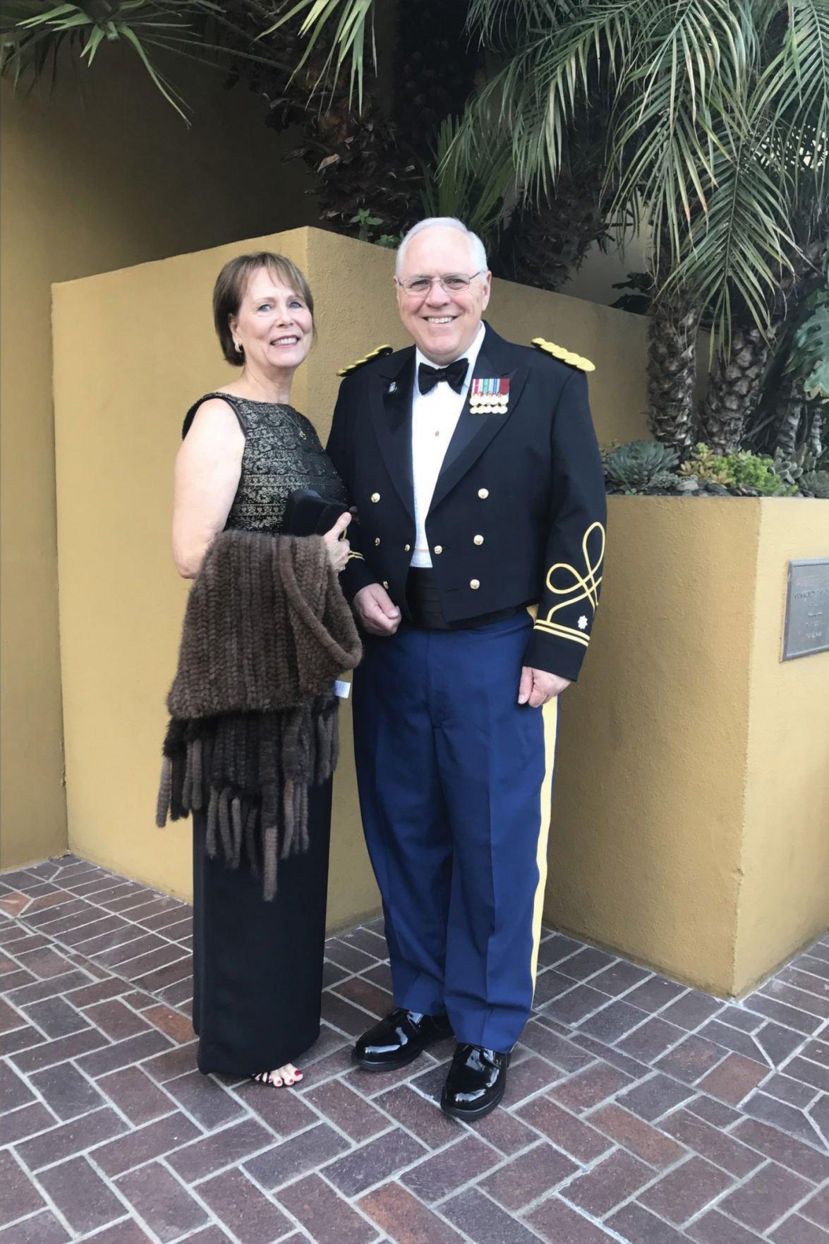 Mae and Michael Milton