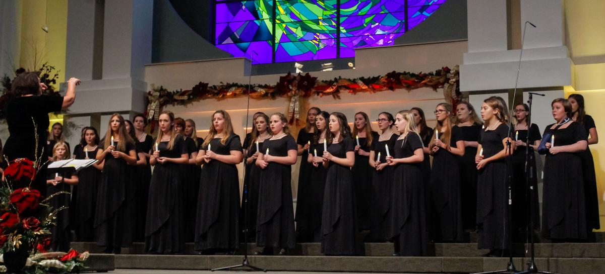 Livingston Parish Children's Choirs Christmas Concert