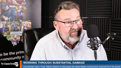 Garry Talbert substantial damage