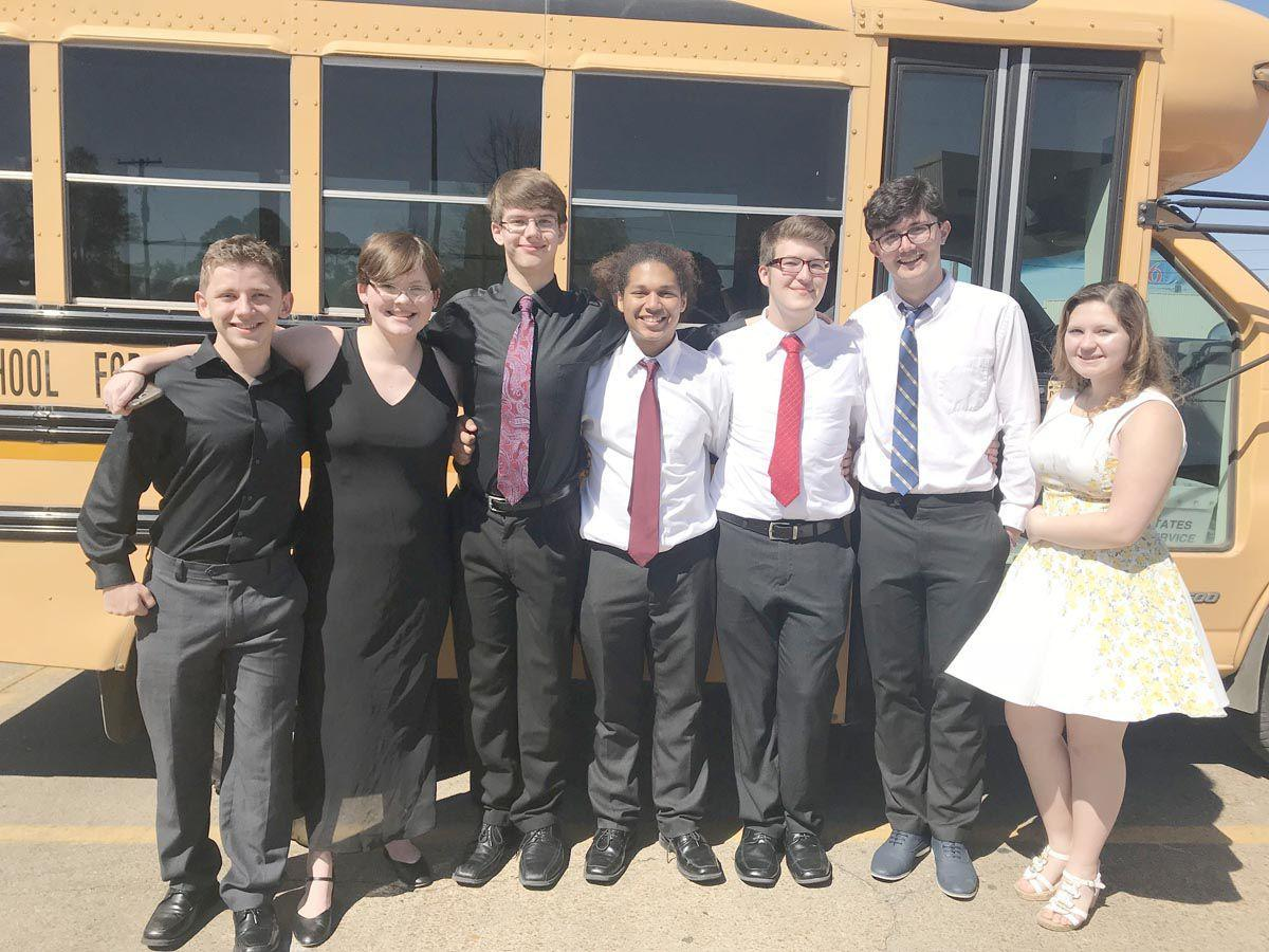 Denham Springs, Walker students perform well at LMEA assessment
