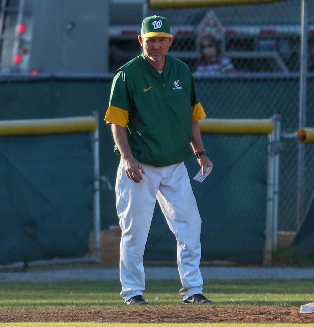 Walker vs St. Amant Baseball: Randy Sandifer