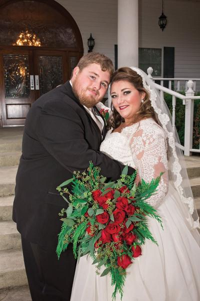 Frazier, Brouillette wed at Immaculate Conception Catholic Church