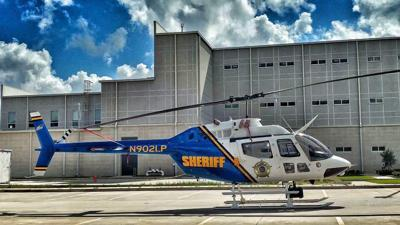 LPSO helicopter