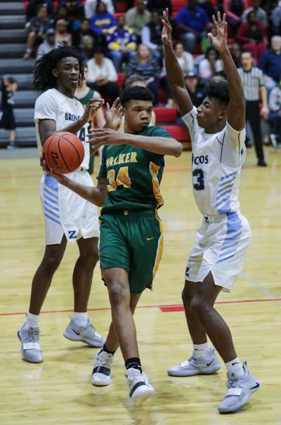 Walker at Zachary boys basketball Donald Butler Christopher Hilton