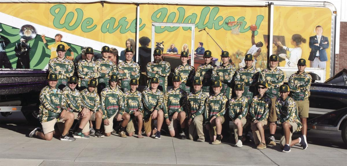 Walker High Fishing Teams Qualify for BASS National Championship Tourney