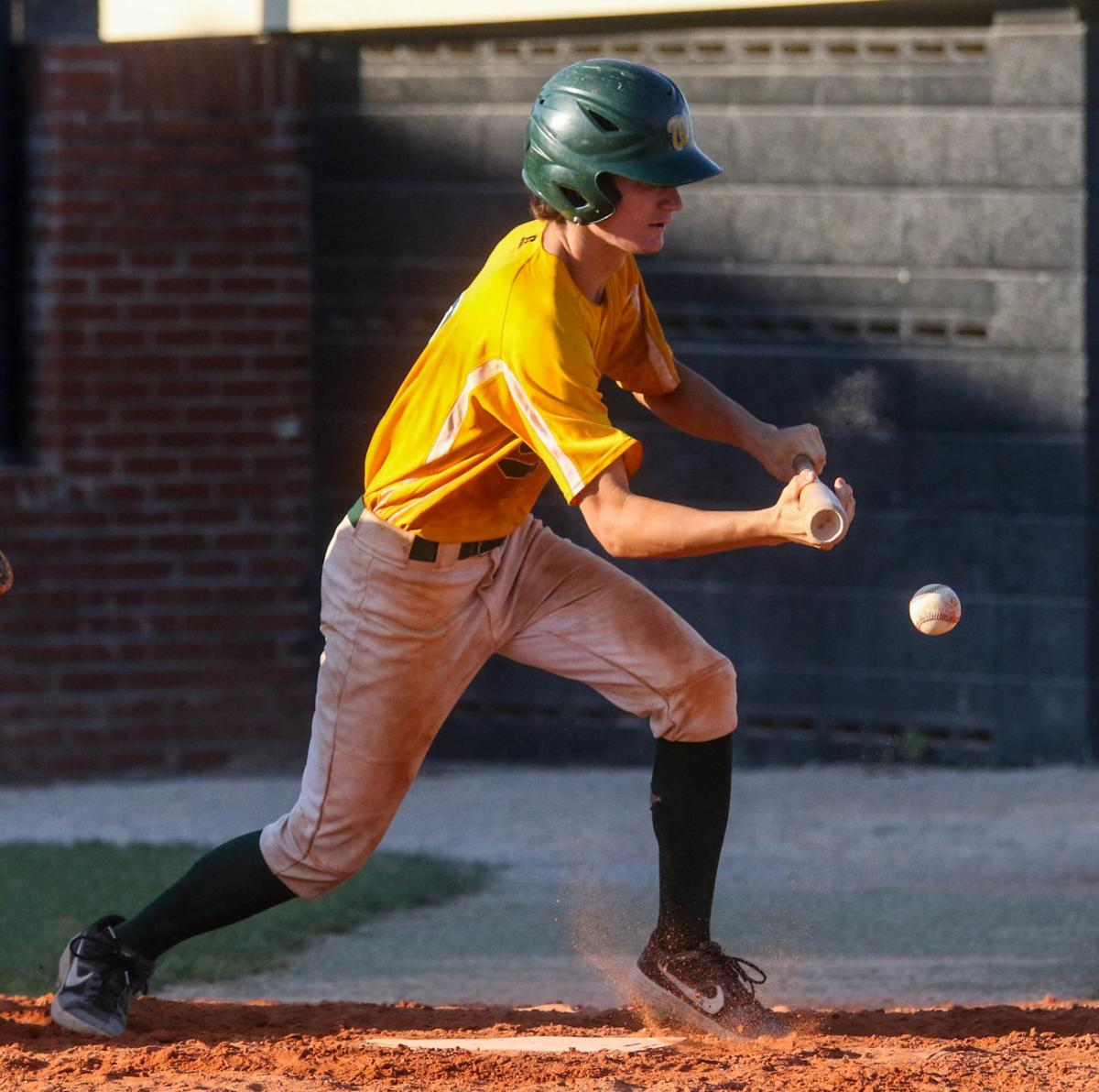 Walker summer baseball vs. Catholic: Kevin Veguilla