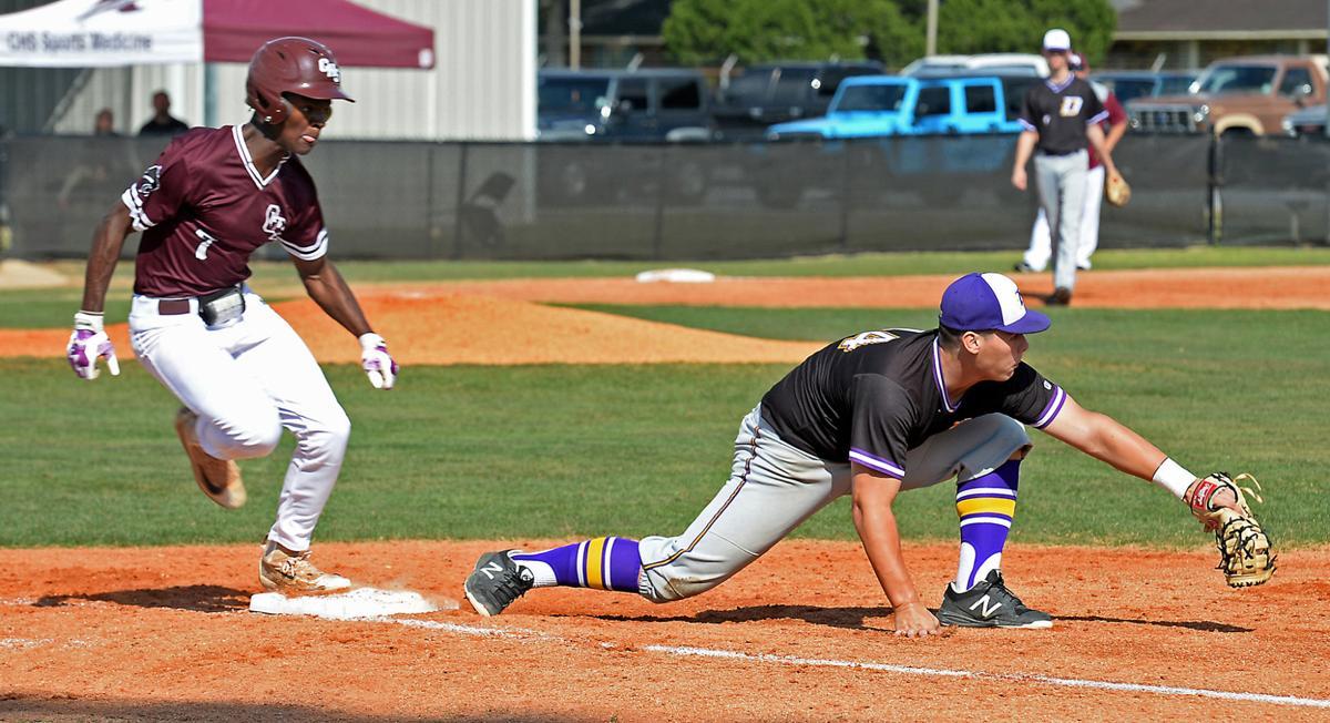 Doyle baseball vs. Central: Tyson Stewart