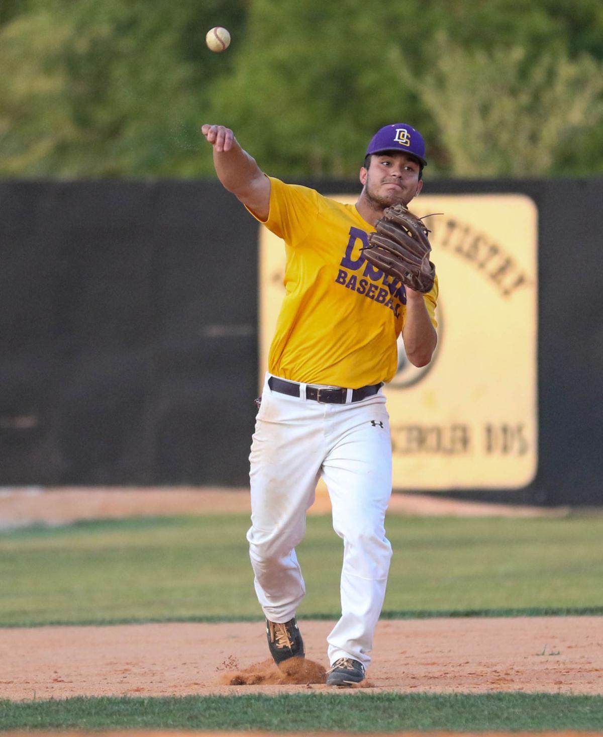 Denham-Dunham baseball Noah Juan