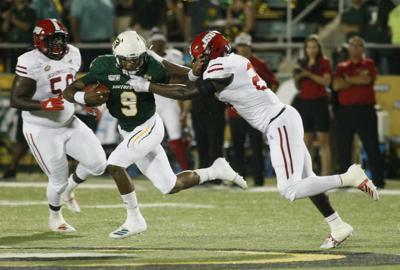 SLU-Jacksonville State Chason Virgil