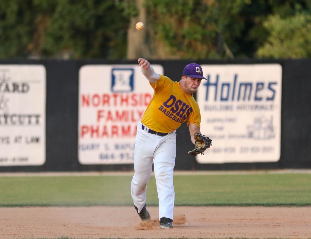 Denham-Dunham Baseball Cade Cole