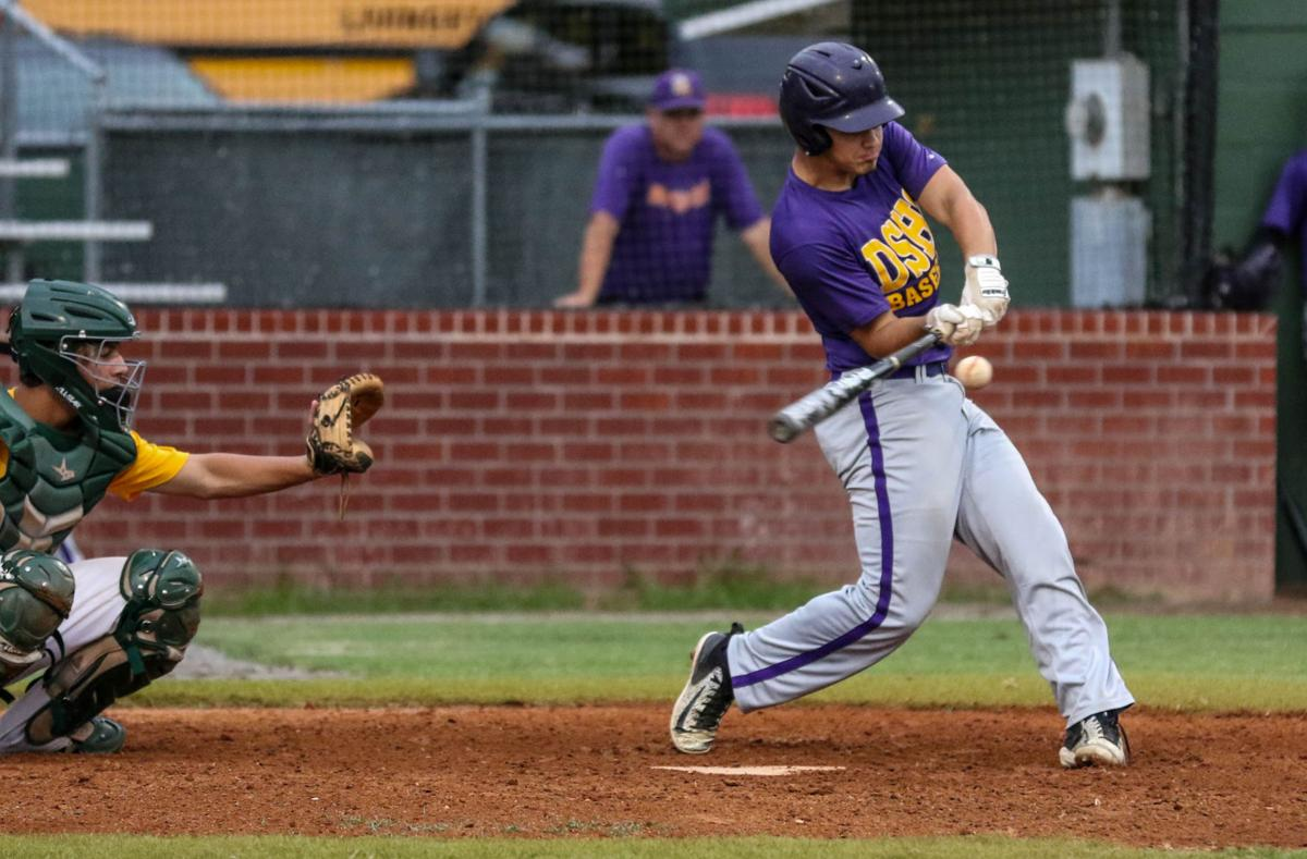 DSHS-Walker baseball Cade Cole