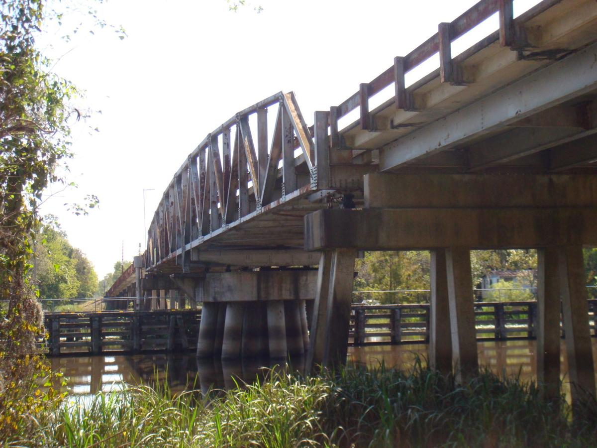 French Settlement bridge