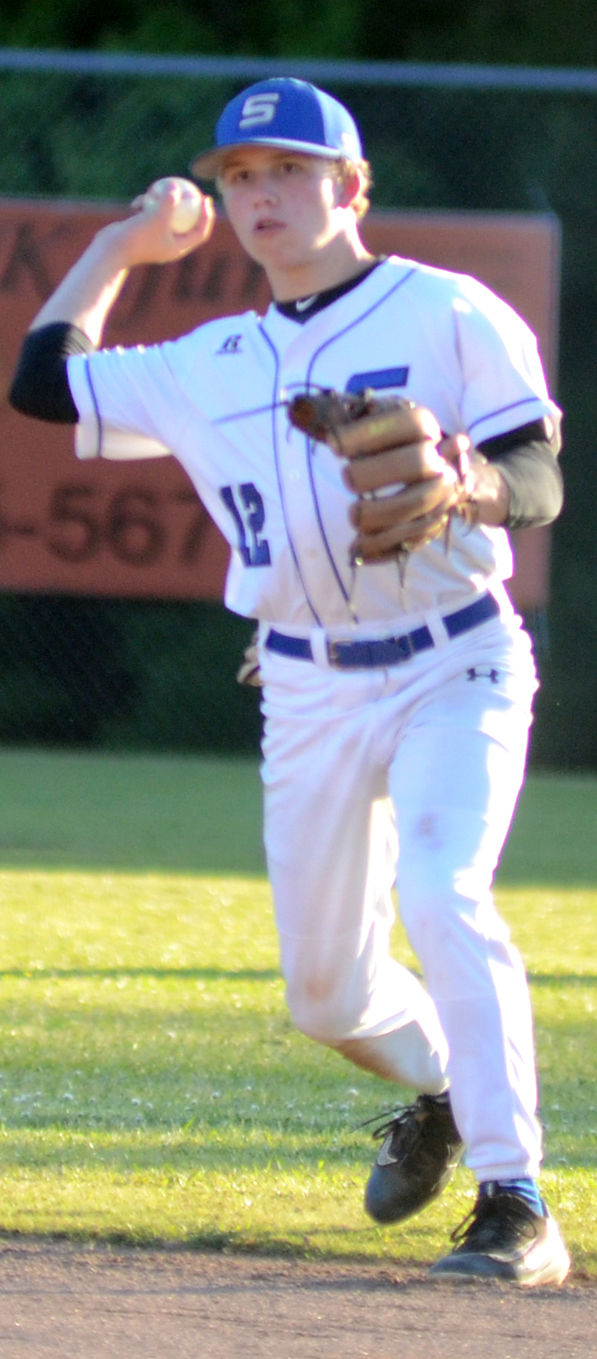 FSHS-Springfield baseball Trevor Freeman