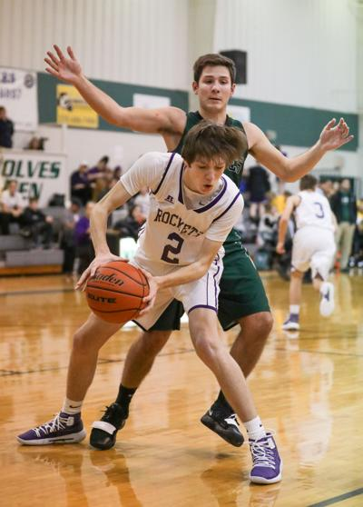 Maurepas vs Holden boys basketball Hartland Litolff Landon Loupe