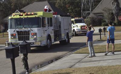 Livingston Parish Fire Protection District 4 teams with Mighty Moms