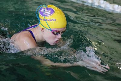 Capital City Swim League Laney Wilkes