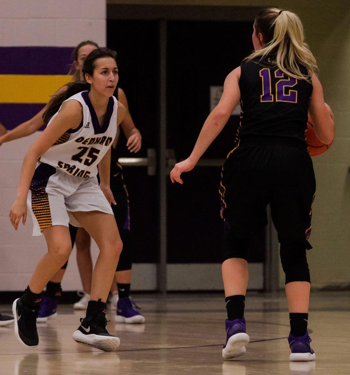 Doyle vs. DSHS girls basketball Rodriguez Jones
