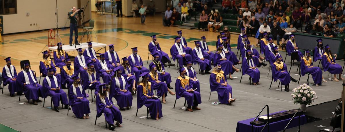 Holden High 2020 graduation